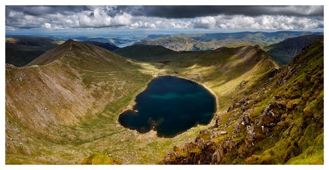 Red Tarn - Lake District Print