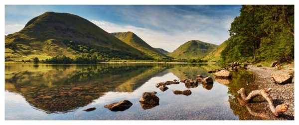 Brothers Water Reflections - Lake District Print