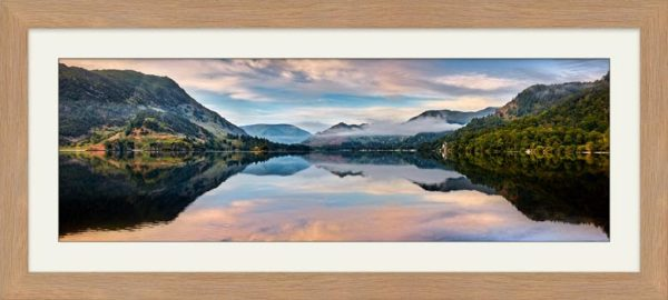 Ullswater Calmness - Framed Print with Mount