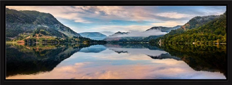 Ullswater Calmness - Modern Print