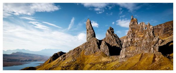 The Old Man of Storr and Needle Rock - Print
