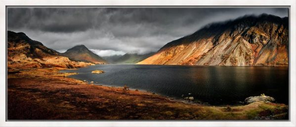 Sunlight on Wast Water - Modern Print