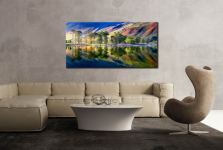 Buttermere Tranquility - Canvas Print 2-1 room