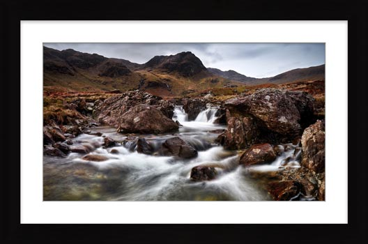 Deepdale Beck to Greenhow End - Framed Print