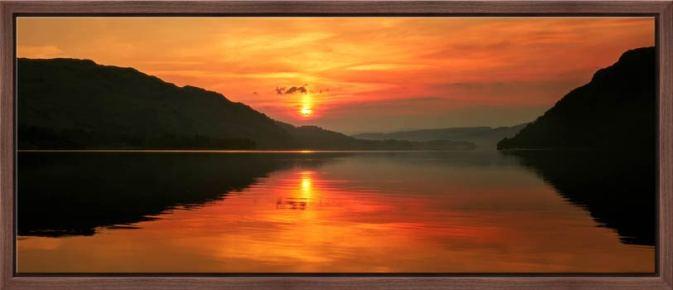 Ullswater Sunrise - Modern Print