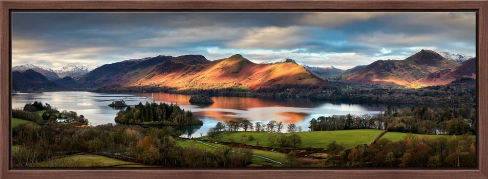 Cat Bells Morning Light- Modern Print