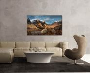 Glencoe Stones - Scotland Canvas on Wall