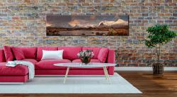 Loch Stainge From Rannock Moor - Scotland Canvas on Wall