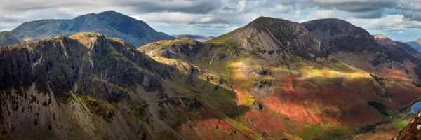 Haystacks High Crag High Stile - UltraHD Print with Aluminium Backing