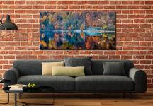 Autumn Ashness Derwent Water - Canvas Print on Wall