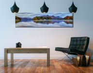 Derwent Water Tranquility - Lake District Canvas on wall