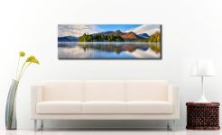 Derwent Water Serenity - Canvas Print on wall