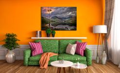 Buttermere Sunrise - Lake District Canvas on Wall