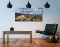 Harrison Stickle Summit View - Canvas Print on Wall