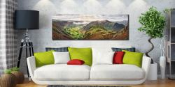 Glorious Great Langdale - Canvas Print on wall