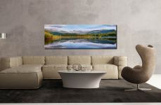 Elterwater Serene Morning - Canvas Print on wall