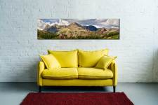 Langdale Pikes and Pavey Ark - Lake District Canvas on Wall