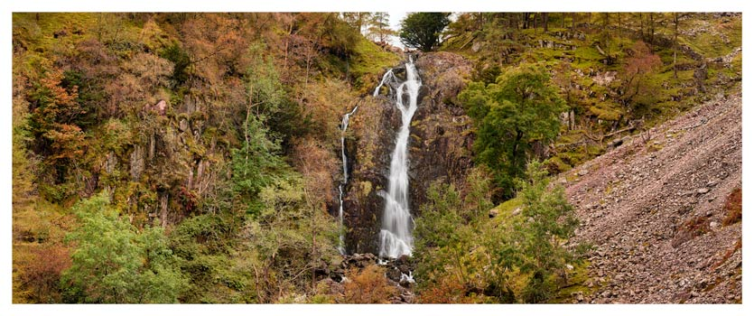 Taylor Gill Force Gorge - Lake District Print