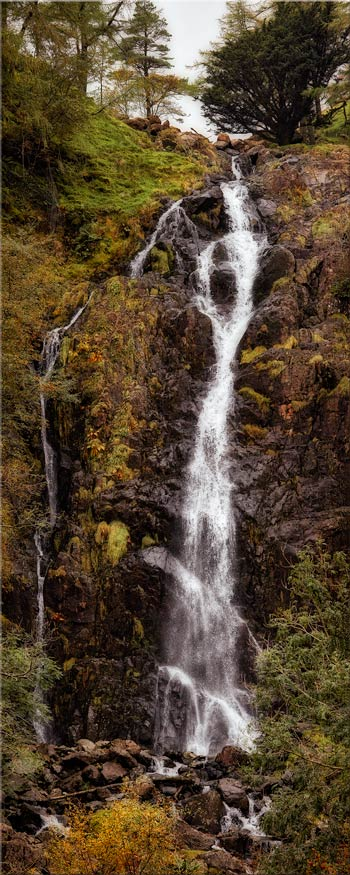 Taylor Gill Force Tall - Lake District Canvas