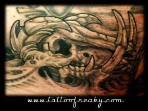 biomech tattoo new zealand
