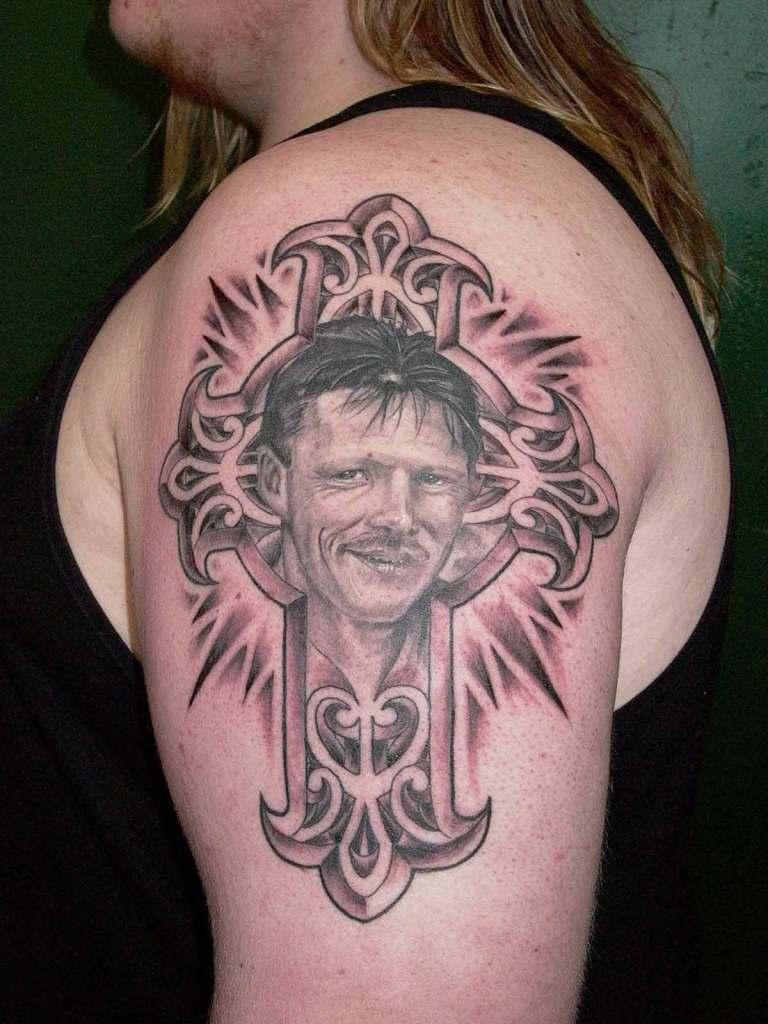 portrait tattoo Tauranga New Zealand