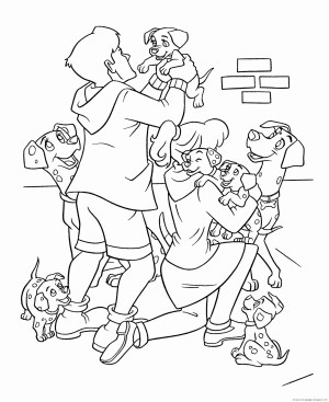101 Dalmatians Coloring Pages 101 Dalmatians Coloring Pages Fresh Ghetto Coloring Pages Coloring