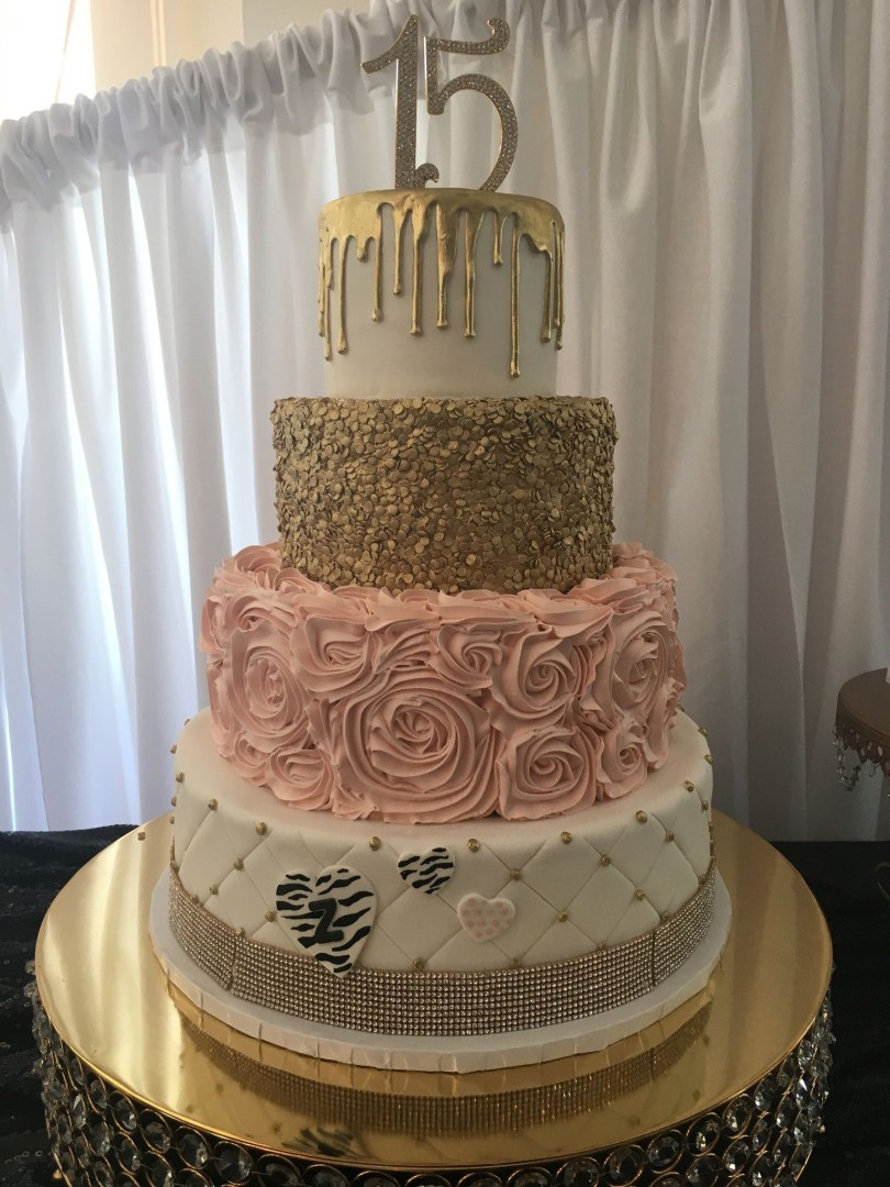 15Th Birthday Cakes 50 Quinceanera Decorations For Your Wedding Melina Quince