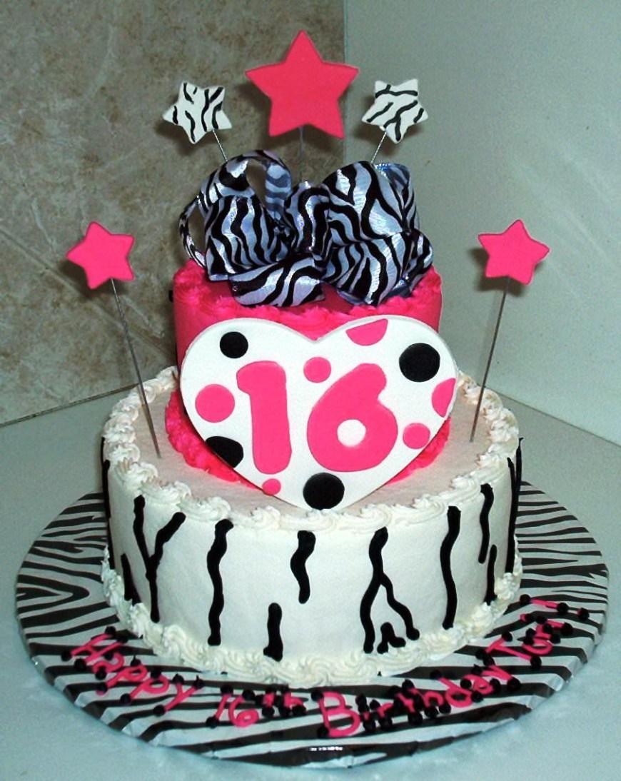 16Th Birthday Cake Ideas 16th Birthday Cakes Ideas For Boys Protoblogr Design