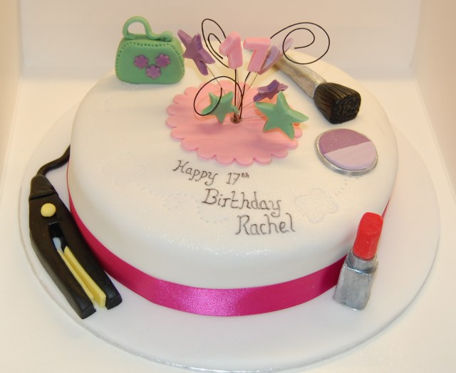 17 Birthday Cakes 10 For A Girl Turning Photo 17th