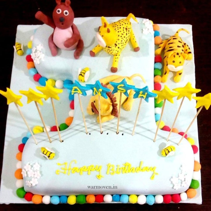 1St Birthday Cakes For Boys First Birthday Cake Ideas Warmoven