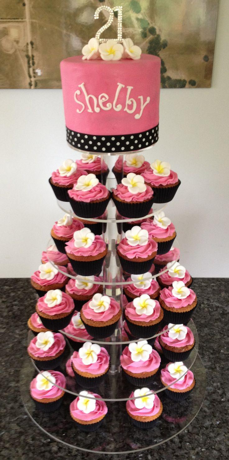 21St Birthday Cake Ideas 11 21 Birthday Cake Cupcakes Photo 21st Birthday Cake 21st