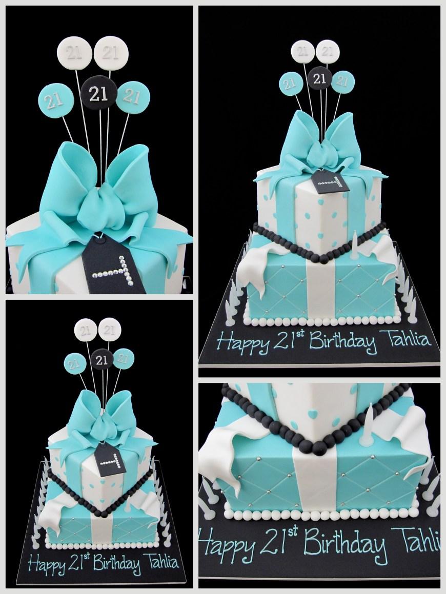 21St Birthday Cake Ideas 21st Birthday Cakes Inspired Michelle