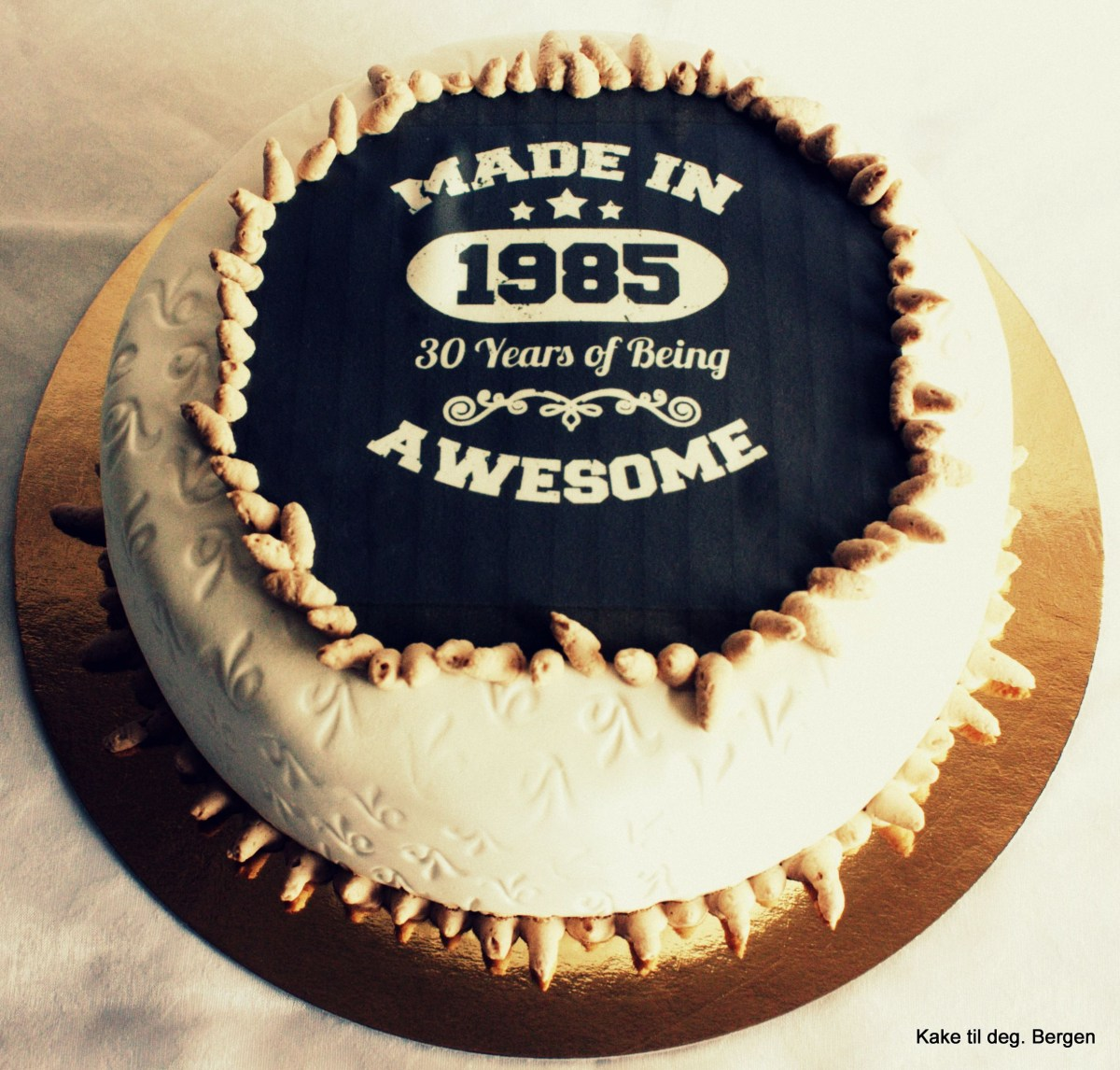 25+ Amazing Photo of 30Th Birthday Cake Ideas For Him