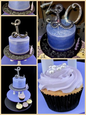 30Th Birthday Cake Ideas For Him Cupcakes Inspired Michelle