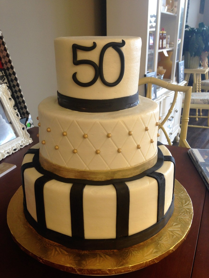 30Th Birthday Cake Ideas For Him Gold And Black 50th Birthday Cake Mens Birthday Cake 30 Birthday