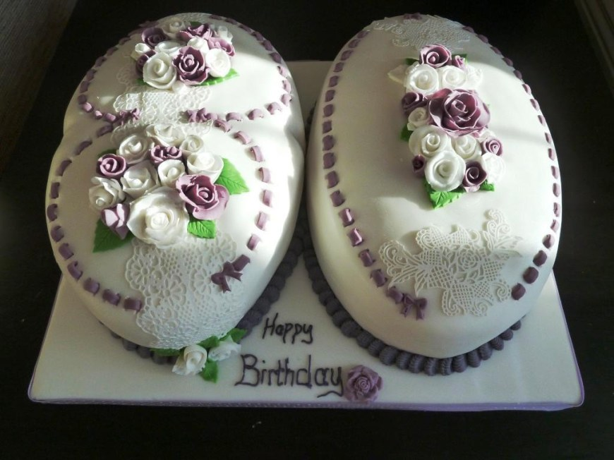 80Th Birthday Cake Ideas 80th Birthday Cakes Classic Style Best 80th Birthday Cake Ideas
