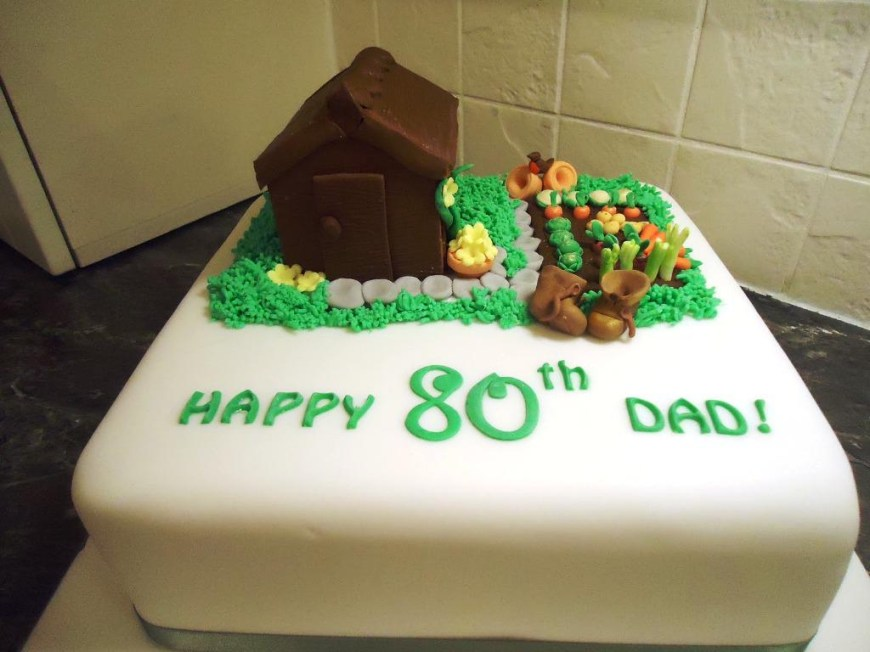 80Th Birthday Cake Ideas 80th Cakes For Women Classic Style Best