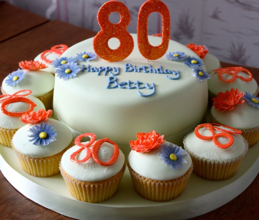80Th Birthday Cake Ideas Amazing Birthday Cake Decorations The Latest Home Decor Ideas