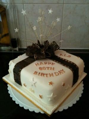 80Th Birthday Cake Ideas Black And Cream 80th Birthday Cake For Men 80th Birthday Cake