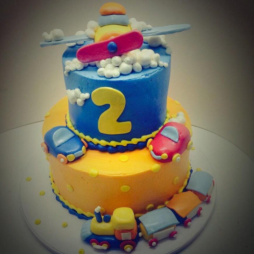 Airplane Birthday Cake Airplane Birthday Cake Lynn Sandys Bakery