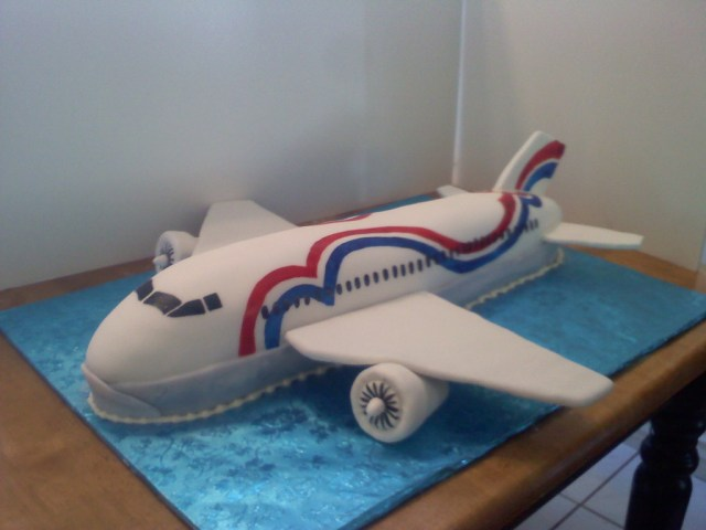 Airplane Birthday Cake Airplane Birthday Cake Side View Gaspar Rodriguez Flickr