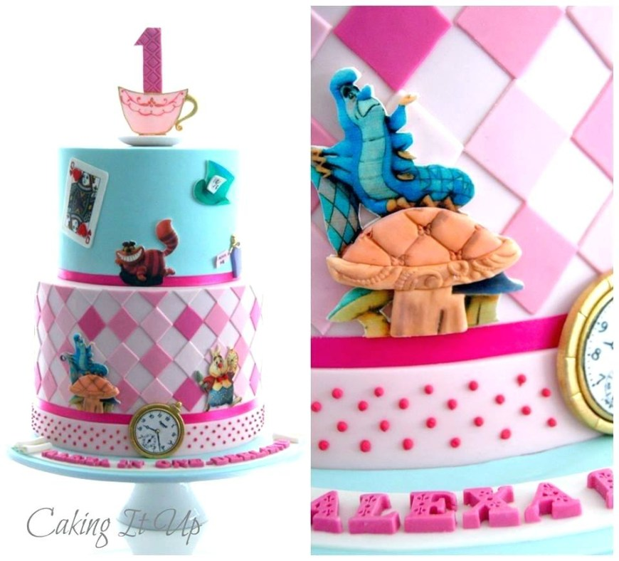 Alice In Wonderland Birthday Cake Alice In Wonderland Birthday Cake Ideas Betseyjohnsonshoes