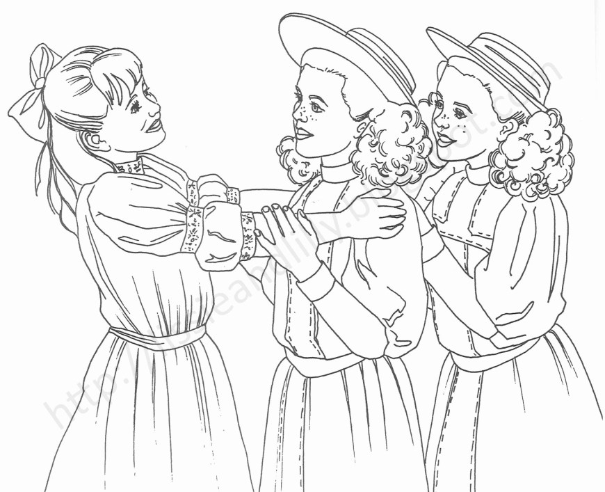 American Girl Doll Coloring Pages Doll Coloring Pages Ba Antique American Girl Gymnastics Annabelle