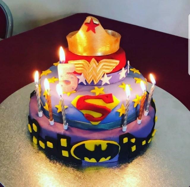 Batgirl Birthday Cake Download Batgirl Birthday Cake Abc Birthday Cakes
