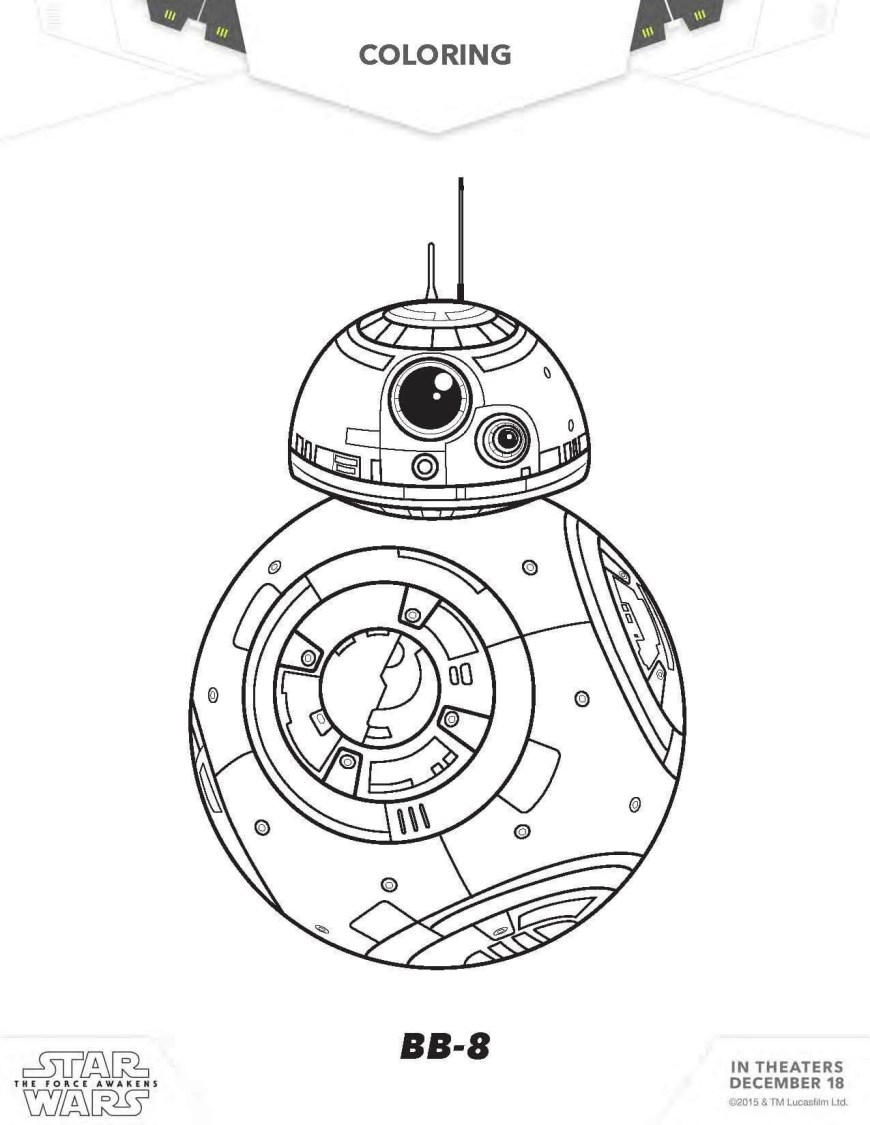 Bb8 Coloring Page Bb8 Hasbro Deluxe Archives Iqa Cert Lovely Bb 8 Coloring Page