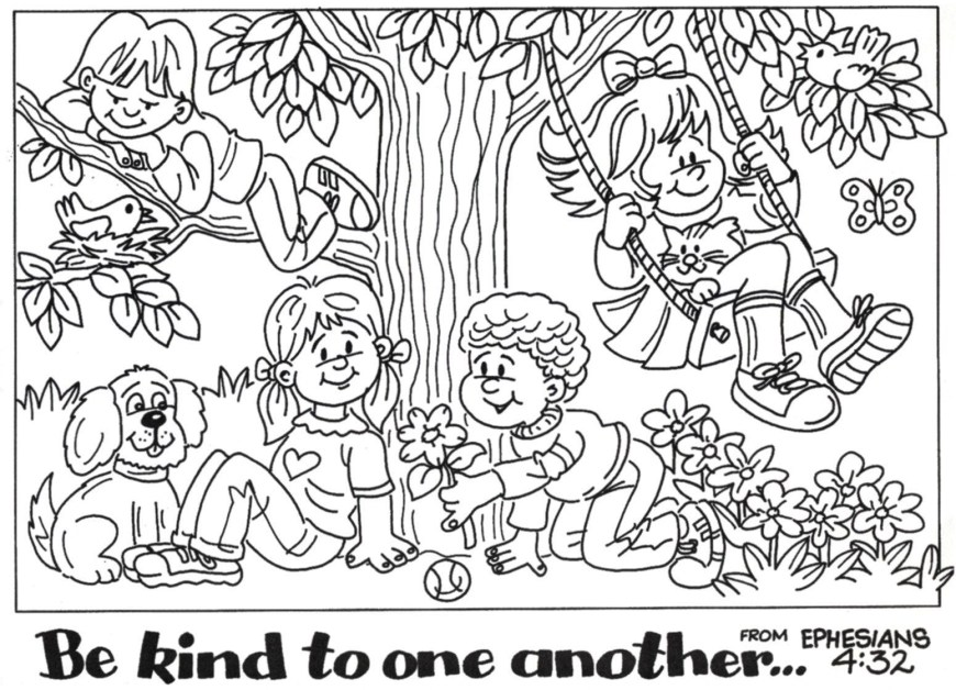 Bible Coloring Pages For Kids Bible Coloring Pages With Pictures Also Free Printable Kids Image