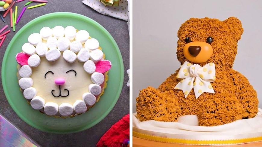 Birthday Cake Design Top 23 Birthday Cake Decorating Ideas Homemade Easy Cake Design