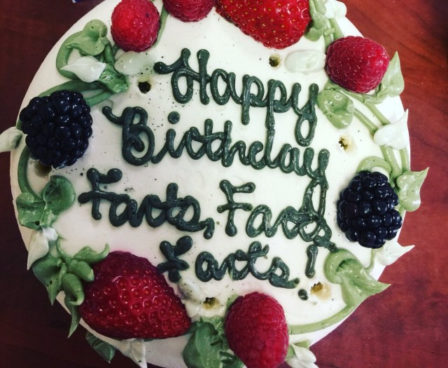 Birthday Cake Farts Andrea Savage On Twitter Thank You Joeyslamon For My At Work