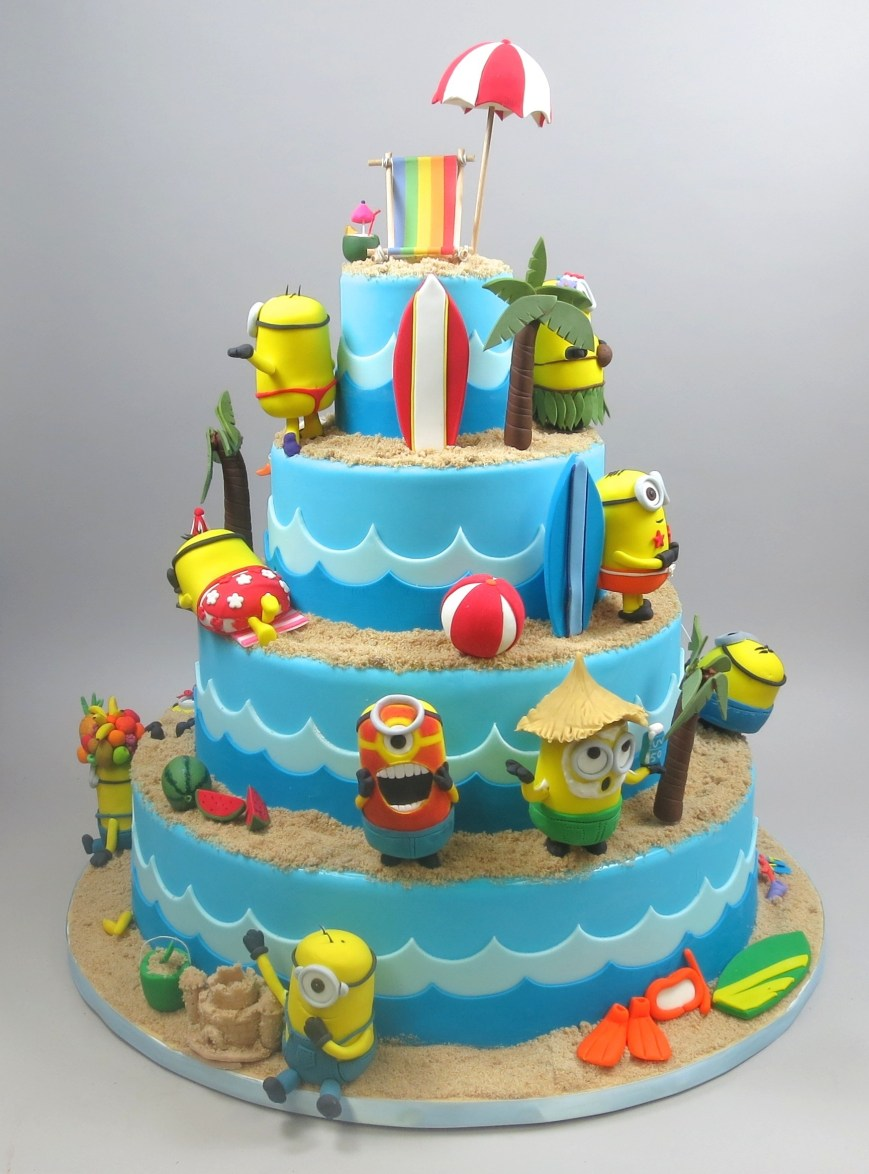Birthday Cake For Boy Best Shops For Kids Birthday Cakes In Nyc