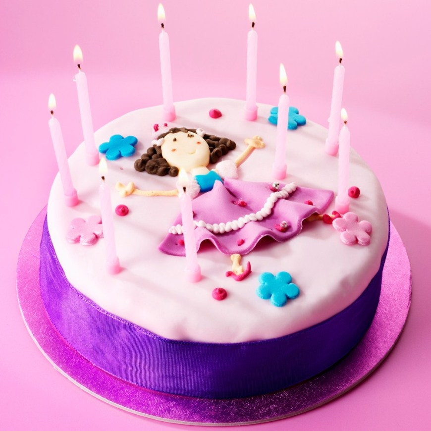 Birthday Cake For Girls Birthday Cakes For Girls Make Surprise With Adorable Design
